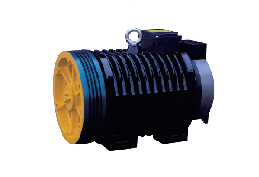 Motore gearless modello stelvio